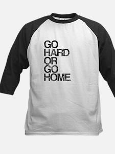 Go Hard or Go Home, Aged, Tee