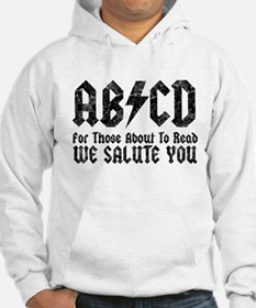 ABCD, We Salute You, Hoodie