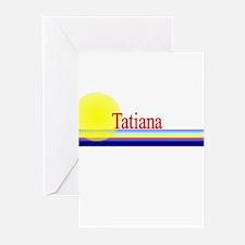 Tatiana Greeting Cards (Pk of 10)