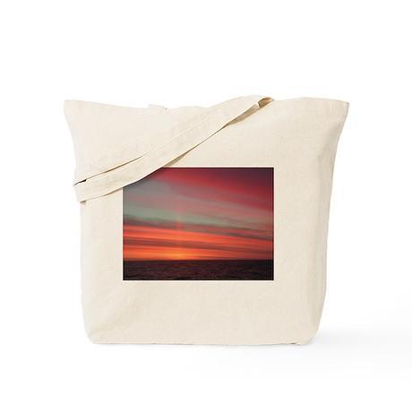 Antarctica Sunset 1 Tote Bag