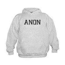 ANON, Vintage Hoodie