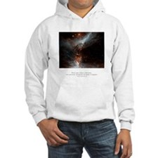 Universe Conspires Quote Hoodie