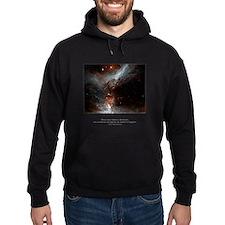 Universe Conspires Quote Hoody