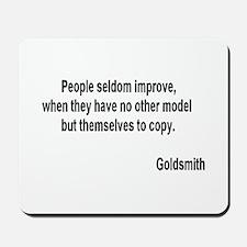 Self Improvement - Mousepad