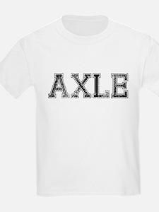 AXLE, Vintage T-Shirt