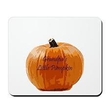 Grandpa's Little Pumpkin Mousepad