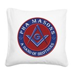 Prince Hall Masons. A band of brothers Square Canv