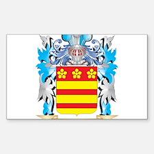 "Logo Square Sticker 3"" x 3"""