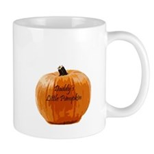 Daddy's Little Pumpkin Mug