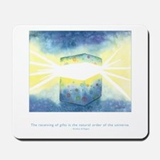 Receive Gifts Natural Quote Mousepad