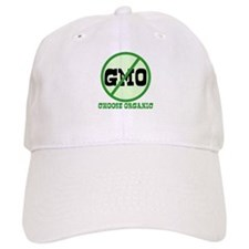 Say No to GMO Baseball Cap