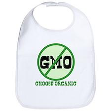 Say No to GMO Bib