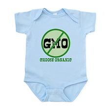 Say No to GMO Infant Bodysuit