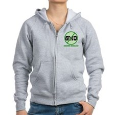 Say No to GMO Zip Hoodie