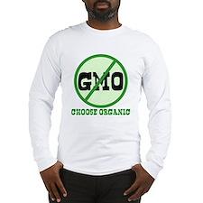 Say No to GMO Long Sleeve T-Shirt
