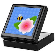 Bumble Blossom 01 Keepsake Box