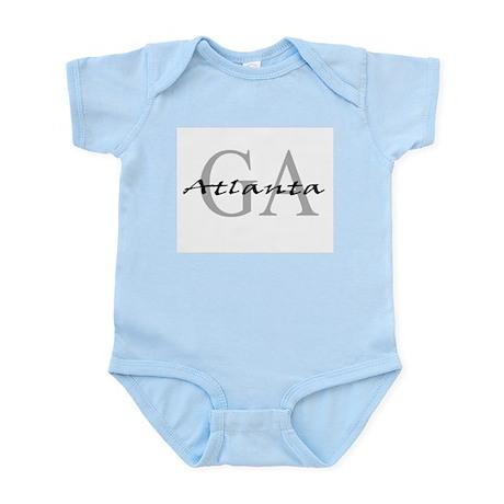 Atlanta thru GA Infant Creeper