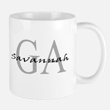 Savannah thru GA Mug