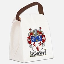 Carney Coat of Arms Canvas Lunch Bag
