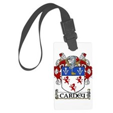 Carney Coat of Arms Luggage Tag