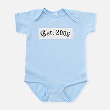 kids-established 2006 Infant Creeper