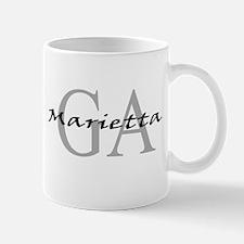 Marietta thru GA Mug