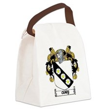 Carey Coat of Arms Canvas Lunch Bag