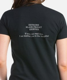 Extreme Black Friday Shopper Tee