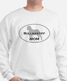 Bullmastiff MOM Sweatshirt