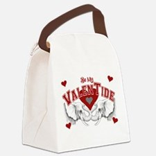 valentide.png Canvas Lunch Bag