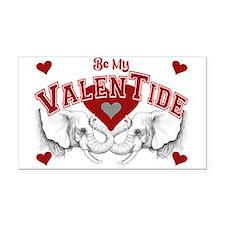 valentide.png Rectangle Car Magnet