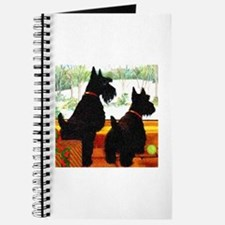 A Scottie Christmas Journal