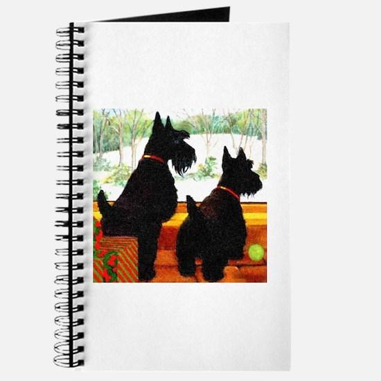 A Scottie Christmas Journal