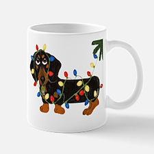 Dachshund (Blk/Tan)... Mug