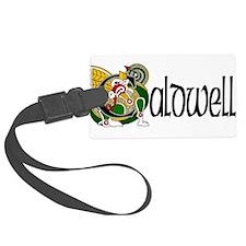 Caldwell Celtic Dragon Luggage Tag