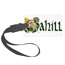 Cahill Celtic Dragon Luggage Tag
