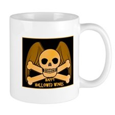 Happy Hallowed Wings Mug