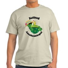 Retired Anesthesiologist Gift T-Shirt