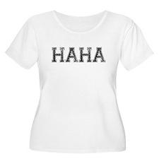 HAHA, Vintage T-Shirt