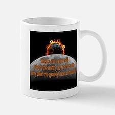 The Meek Will Inherit The World - But When Mug