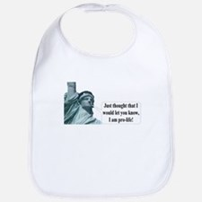 Anti Abortion Bib