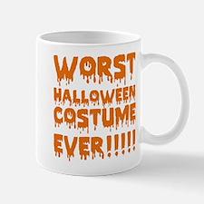 Worst Halloween Costume Ever!!!!! Mug