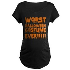 Worst Halloween Costume Ever!!!!! T-Shirt