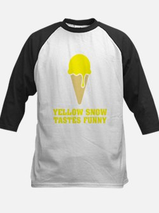 Yellow Snow Ice No.3 Tee