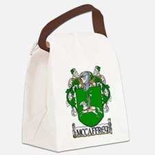 McCaffrey Coat of Arms Canvas Lunch Bag