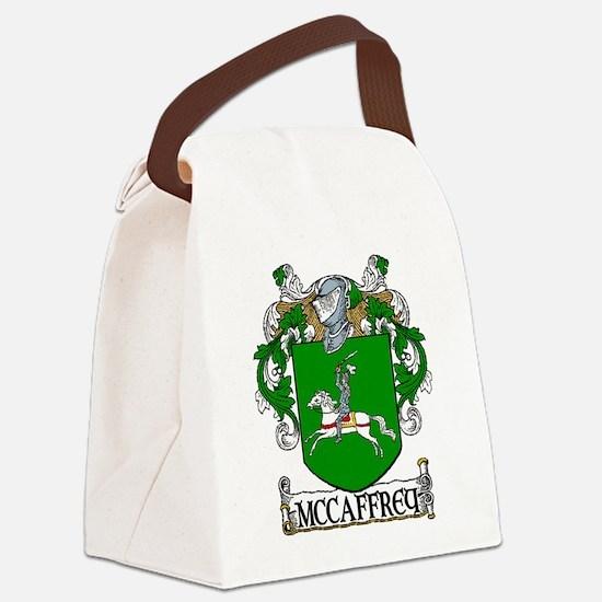 McCaffrey Coat of Arms Canvas Lunch Bag