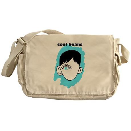 "WONDER ""Cool Beans"" Messenger Bag"