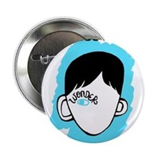 "WONDER ""choose kind"" 2.25"" Button"