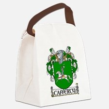 Cafferty Coat of Arms Canvas Lunch Bag