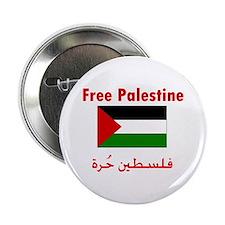 "Free Palestine, 2.25"" Button (100 pack)"
